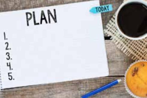 Hoe moeten we nu verder?  Noodzaak om plannen te maken!